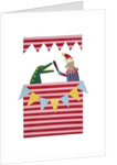 Punch and Judy by Isobel Barber