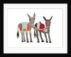 Donkeys by Isobel Barber