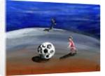 I Found a Great Big Football by Gigi Sudbury