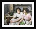 Chatterboxes, 1912 by Thomas Benjamin Kennington