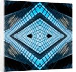 Diamond skylight by Ant Smith