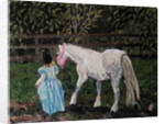 Let's Pretend - The Princess & Her Horse by Kirstie Adamson