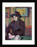 The Tea Cup by Harold Gilman