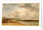 Yarmouth Jetty, c.1822 by John Constable