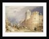 Christ Church, Oxford by Joseph Mallord William Turner