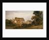Malmesbury Abbey, Wiltshire by Peter de Wint