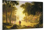 The Enchanted Island by Francis Danby