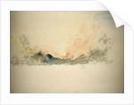 Sky Study by Joseph Mallord William Turner
