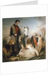 Scene in Chillingham Park: Portrait of Lord Ossulston, c.1833-36 by Edwin Landseer