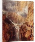 The Devil's Bridge by Joseph Mallord William Turner