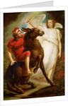 Balaam and the Ass by James Northcote