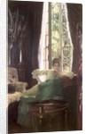 Study for Le Sphinx, 1883-5 by James Jacques Joseph Tissot