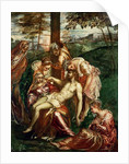 Descent from the Cross by Domenico Robusti Tintoretto