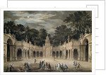 The Illuminations at Buckingham House for King George III's Birthday, June 4th, 1783 by Robert Adam