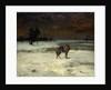 Free and Alone, c.1900 by Alfred von Wierusz-Kowalski
