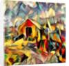 Barn (version), 2017 by Alex Caminker