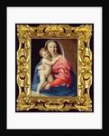 Madonna and Child by Lorenzo di Credi