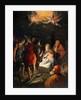 Adoration of the Shepherds by Johann or Hans von Aachen