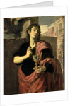 St. John the Evangelist by Domenico Fetti or Feti