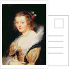 Portrait of Catherine Manners, Duchess of Buckingham by Peter Paul Rubens