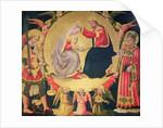 Coronation of the Virgin, c.1475 by Neri di Bicci