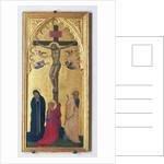 Crucifixion by Bernardo Daddi