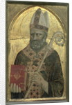 St. Nicholas of Myra by Pacino di Buonaguida