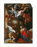 The Annunciation, c.1650-60 by Simon Vouet