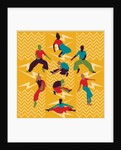 All Night Northern Soul Dancers by Claire Huntley