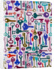 Keys, 2010 by A.Richard Allen