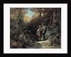 Stalking, 1865-70 by Carl Spitzweg