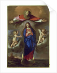 The Immaculate Conception by Guercino