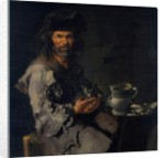 Two Beggars by Giacomo Ceruti
