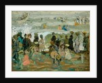After the Storm, 1898-1903 by Maurice Brazil Prendergast