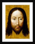 The Holy Face, 1500-15 by Flemish School