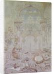 Fantasy in a Egyptian Harem, 1865 by Richard Dadd