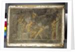 Wall painting, Pompeii, Roman, 1st century by Roman Roman
