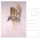 Apse of the Duomo, Pisa, 19th century by John Ruskin