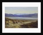 Thermopylae, 1872 by Edward Lear