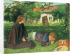 Home from the Sea, 1862 by Arthur Hughes