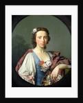 Portrait of Flora MacDonald by Allan Ramsay