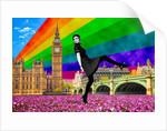London Pride, 2017 by Anne Storno