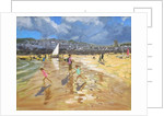 August in St Ives by Andrew Macara