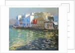 Little Venice, Mykonos by Andrew Macara