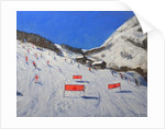 La Daille Val-d'Isere by Andrew Macara