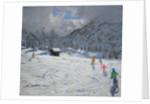 Kitzbuhel, Austria by Andrew Macara
