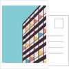 Le Corbusier by Florent Bodart
