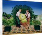 Gardeners, 1990 by Anthony Southcombe