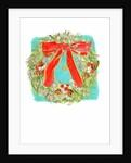 Christmas Wreath by Anna Platts
