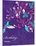 Honeysuckle Birthday, 2013 by Anna Platts
